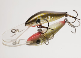 """Eddy Lures 60mm Wasp """" Yellow Belly """""""