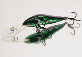 "Eddy Lures 60mm Wasp "" Green Candy """