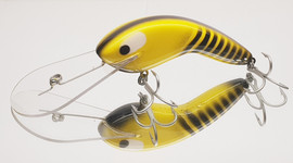 "Eddy Lures 120mm Cod Buster ""Banana"""
