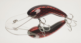 "Eddy Lures 120mm Cod Buster ""Red Candy"""