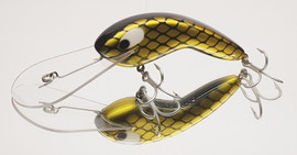 "Eddy Lures 120mm Cod Buster ""Gold Candy"""