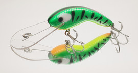 "Eddy Lures 120mm Cod Buster ""Fire Tiger"""