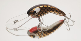 "Eddy Lures 120mm Cod Buster ""Gold Carp"""