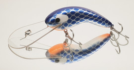 "Eddy Lures 120mm Cod Buster ""Blue Scale"""