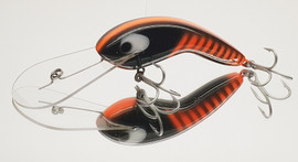 "Eddy Lures 120mm Cod Buster ""Blorange"""