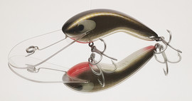 "Eddy Lures 120mm Cod Buster ""Yellow Belly"""