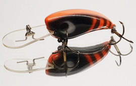 "Eddy Lures 50mm Mini Buster ""Blorange"""