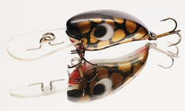 "Eddy Lures 50mm Mini Buster ""Gold Carp"""