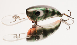 "Eddy Lures 50mm Mini Buster ""Redfin"""