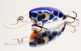 "Eddy Lures 50mm Mini Buster ""Blue Scale"""