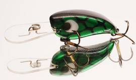 "Eddy Lures 50mm Mini Buster ""Green Candy"""