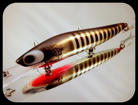 "Eddy Lures 140mm Magnum Wasp ""Spook"""