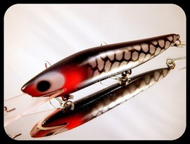 "Eddy Lures 140mm Magnum Wasp ""Night Crawler"""