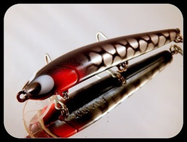 "Eddy Lures 120mm Topenda "" Night Crawler """