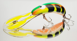 "JD 85mm Super Bug "" Fluoro Yabby """