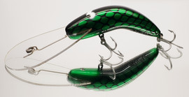"JD 100mm Python Crash Dive "" Green Candy"""