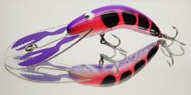 "JD 100mm Python Crash Dive "" Purple Yabby """