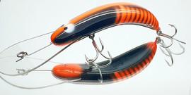 """JD 150mm Super Bug """"Blorange"""""""