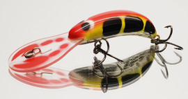"JD 65mm SUPER BUG ""Red Yabby """