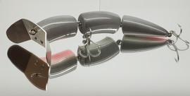 Grey 190mm Python B Triple Surface