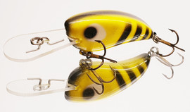 "Eddy Lures 50mm Mini Buster ""Banana"""