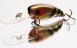 "Eddy Lures 50mm Mini Buster ""Black Pearl"""