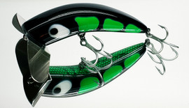 "JD. 130mm Python Surface ""Green Yabby"""