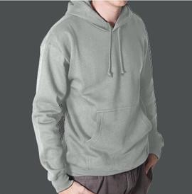 Grey Marle Hoodie 6XL