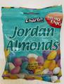 Jordan Almonds in light blue packet