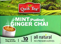MINT GINGER CHAI IN GREEN BOX