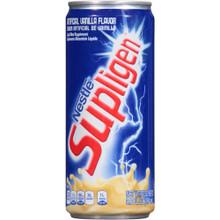 Supligen drink in blue can