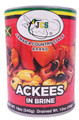 Ackees in can