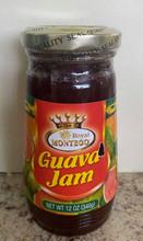 Guava Jam in bottle