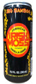 Big Bamboo Irish moss sea moss Vanilla 9.8 oz in a aluminum can with Black, Yellow and Red labeling