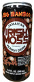 Big Bamboo Irish moss Sea moss Peanut 9.8 oz in a can with Black and Brown labeling