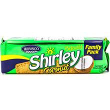 Shirley Coconut Biscuits 6.88 oz