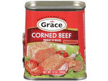 Grace Halal Corned Beef 12oz