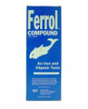 Ferrol Compound 200ml packaged in Blue and White rectangular box