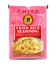 Chief Fried Rice Seasoning 40g packaged in a Pink packet