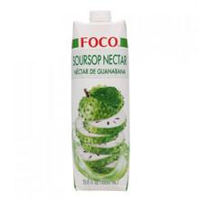 Foco Soursop Nectar 1 Liter