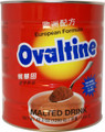 Ovaltine Malted Drink Mix 1200g packaged in an Aluminum Tin with Orange and Yellow labeling
