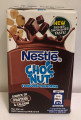 NESTLE CHOCNUT packaged in a rectangular container with Blue and Brown labeling