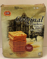 LEE Original Crackers 330 grams packaged in Tan packaging.