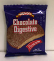 DEVON CHOCOLATE DIGESTIVE 22 GRAMS  Purple Plastic Packet filled with Digestive Biscuit