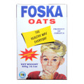 Foska Oats 400 grams   White Rectangle Package of Foska Oats