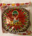 HTB Spiced Bun 4.4 oz  Clear Plastic Packaging with Red and Green labeling
