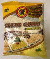 Chief Ground Chann (Chick Peas) 200 grams  Clear, Yellow, and Red Packaging of Ground Channa
