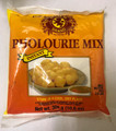Lion Instant Pholourie Mix 300 grams   Orange plastic packaging of Pholourie Mix