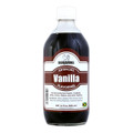Benjamins Vanilla 16 fl oz   Glass bottle with White and Brown Label