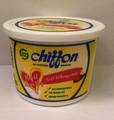 Chiffon Soft Margarine 454 Grams  Yellow and White Tub of Margarine